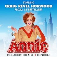 Annie - Piccadilly Theatre